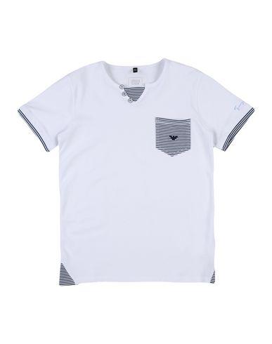 41f0891e6 Armani Junior T-Shirt Boy 9-16 years online on YOOX Norway
