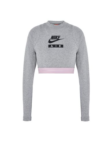 9dd293390c3f92 Nike Top Long Sleeves Crop Air - Sports Bras And Performance Tops ...