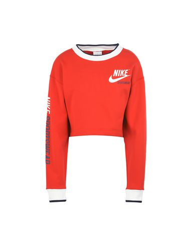 Nike Crew Reversible Sweatshirt Damen Sweatshirts Nike Auf Yoox