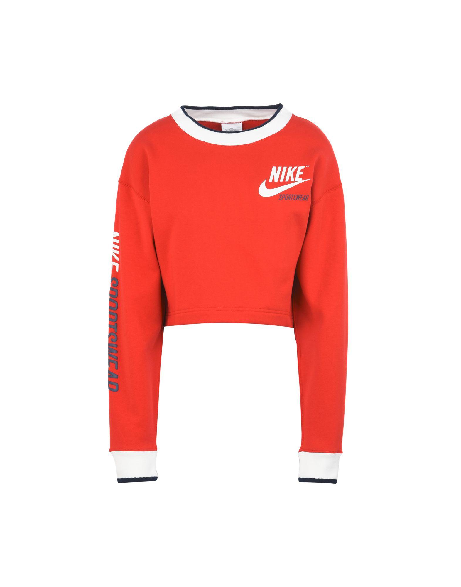 meet 0b706 17b1d NIKE Sweatshirt - Jumpers and Sweatshirts   YOOX.COM