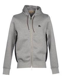 burberry hoodie mens brown