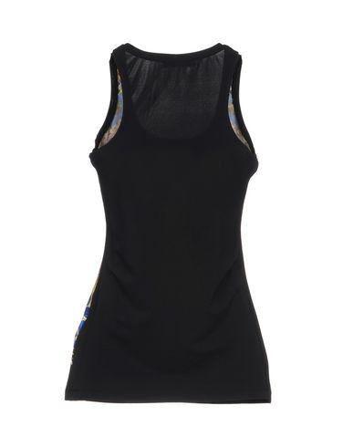 Versace Jeans Tank Topp fasjonable online nyeste billig pris RHR44e3T3