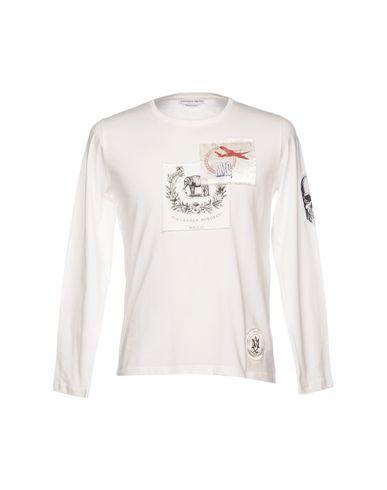 by på Alexander Mcqueen Camiseta utforske billige online billig pris butikken rabatt 2014 anbefale gfYoOiPQx