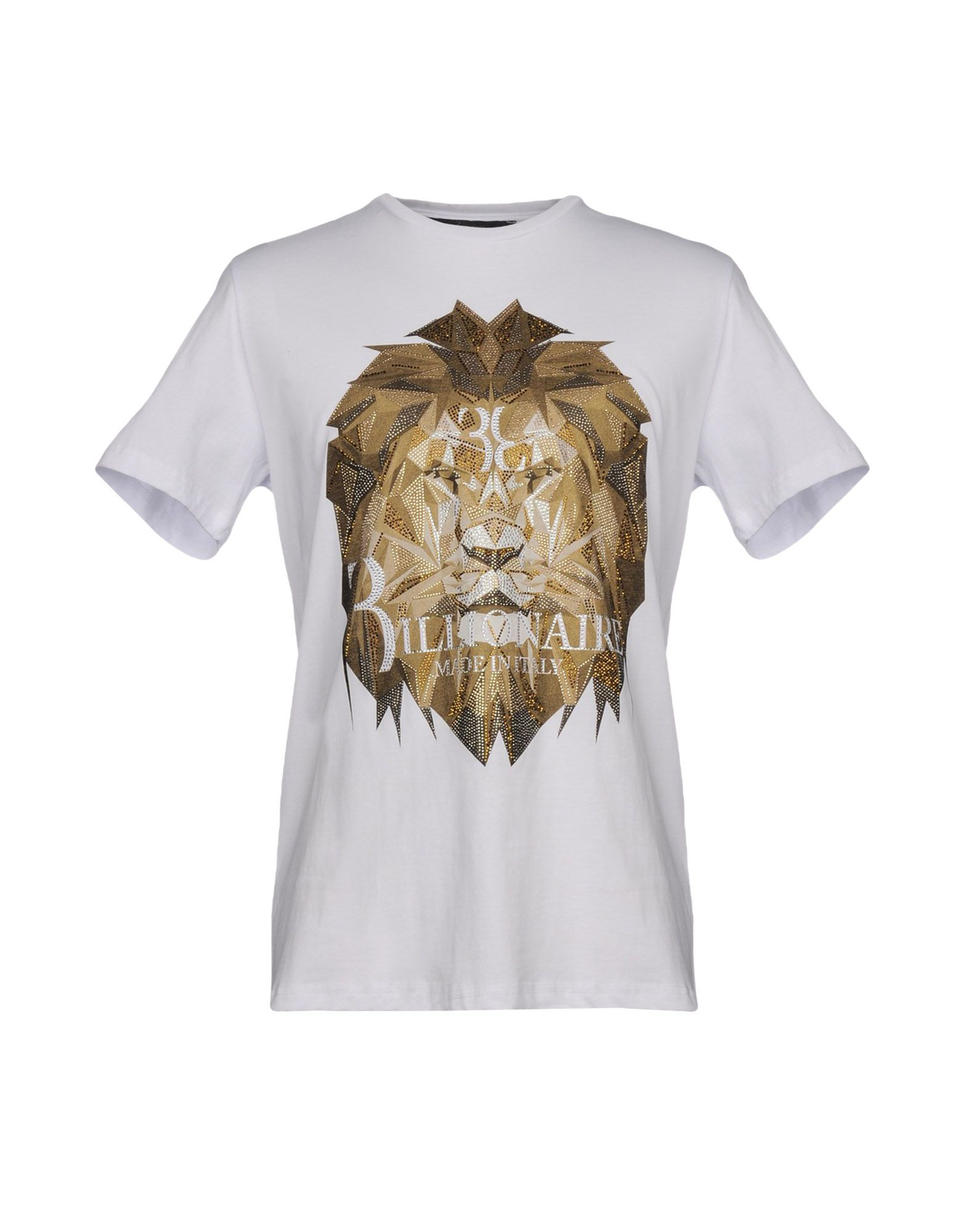 T-Shirt Billionaire Uomo - Acquista online su