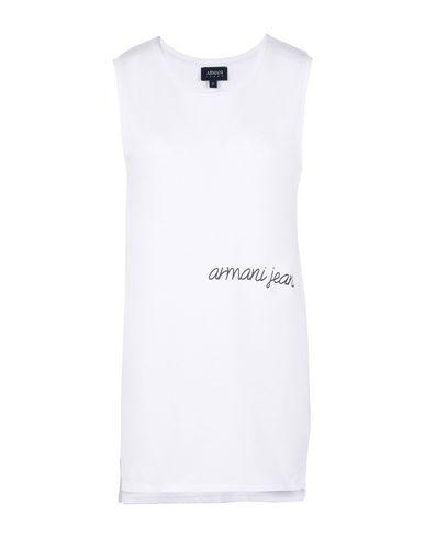 4f34ce1c Armani Jeans T-Shirt - Women Armani Jeans T-Shirts online on YOOX ...