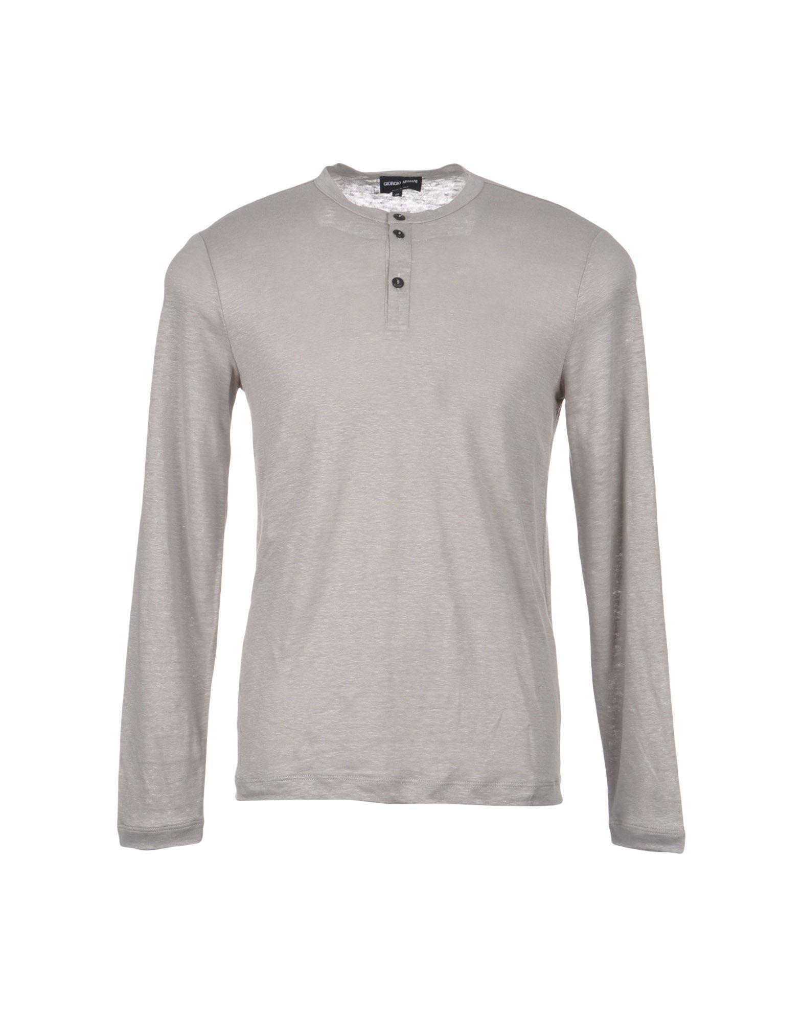 T-Shirt Giorgio Armani Uomo - Acquista online su