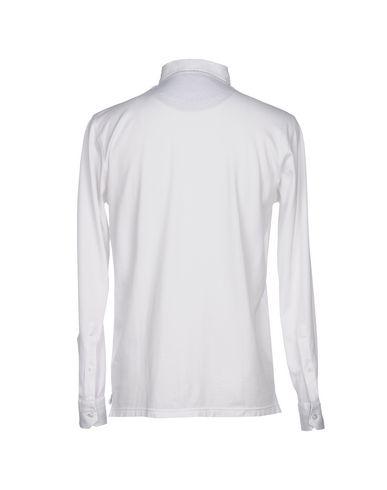 GRAN SASSO Einfarbiges Hemd