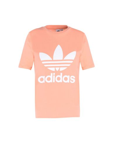 9f83696108aaf Adidas Originals Trefoil Tee - Sports Bras And Performance Tops ...