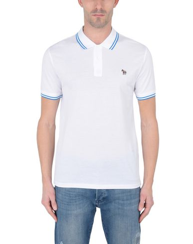 PS by PAUL SMITH MENS SS REG FIT POLO SHIRT Polo