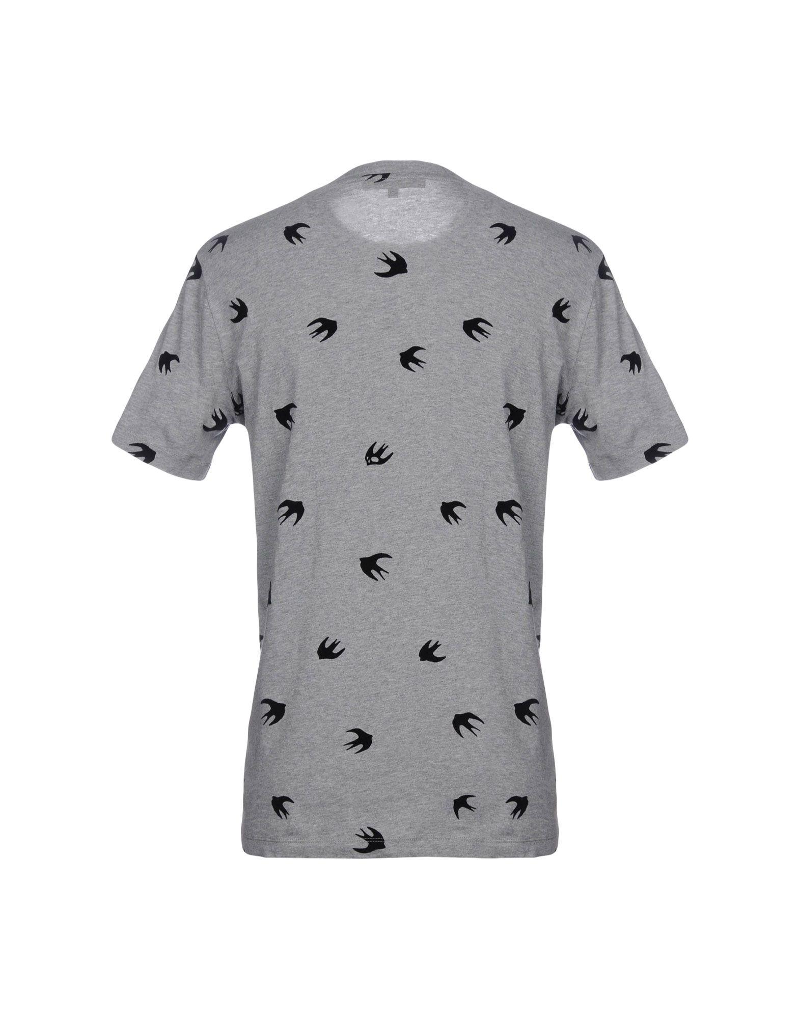 T-Shirt Mcq Alexander Mcqueen Mcqueen Alexander Uomo - 12155231WF 796553