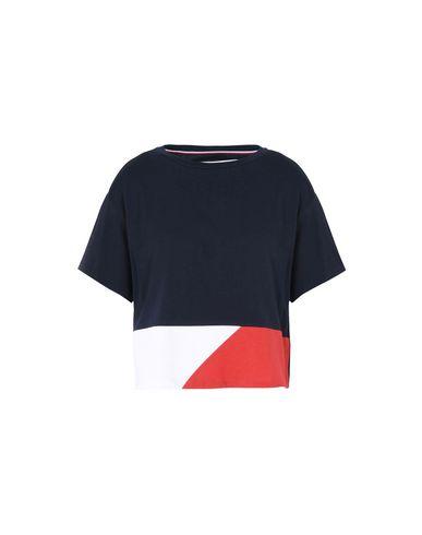 Tommy Hilfiger Th Ath Bekki Clr Blokk Topp Camiseta med paypal online pre-ordre billig online få autentiske online kjøpesenter 2014 billig salg feJhxf