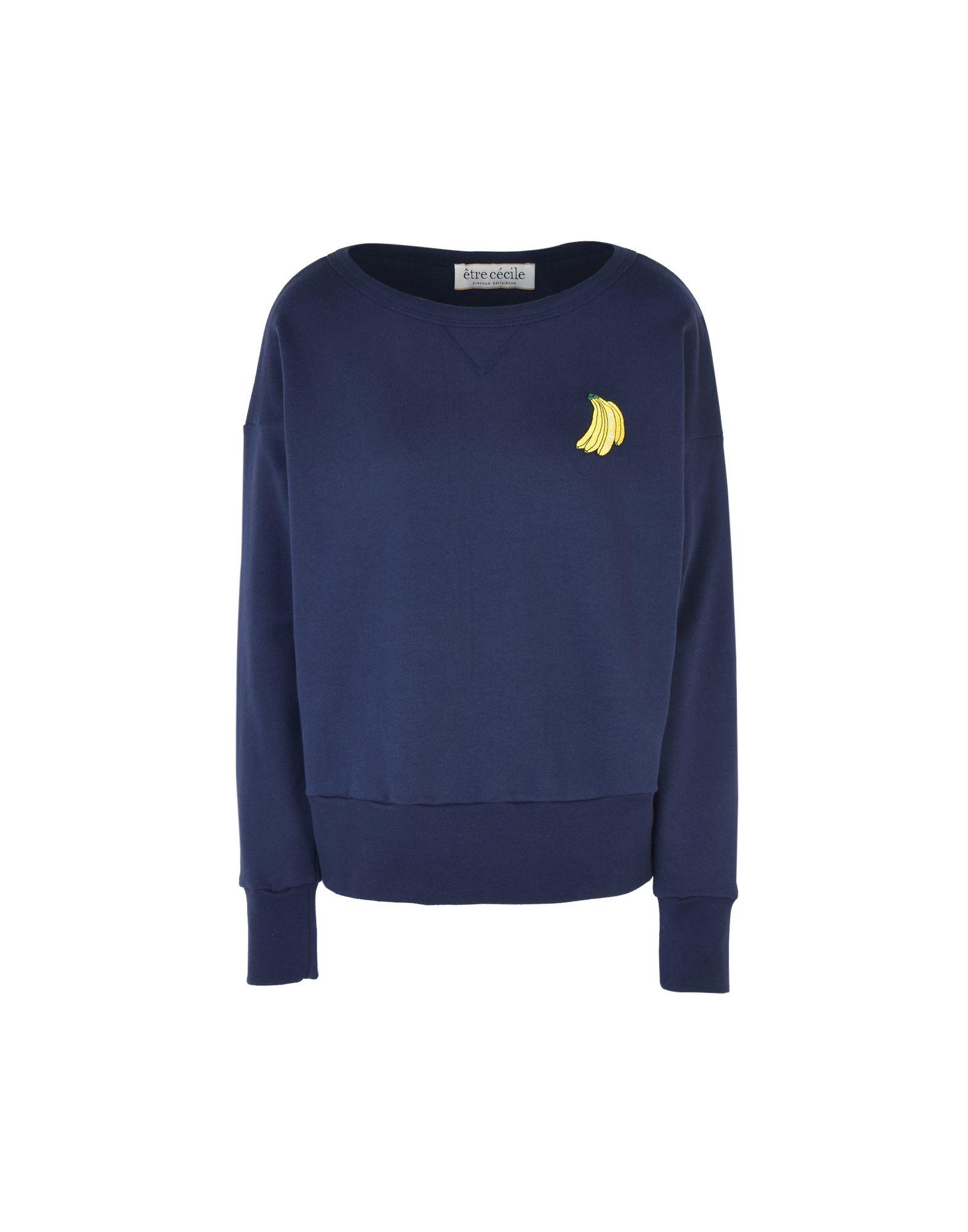 Felpa Être Cécile Banana Vintage Sweatshirt - Donna - Acquista online su ME3tSULjm