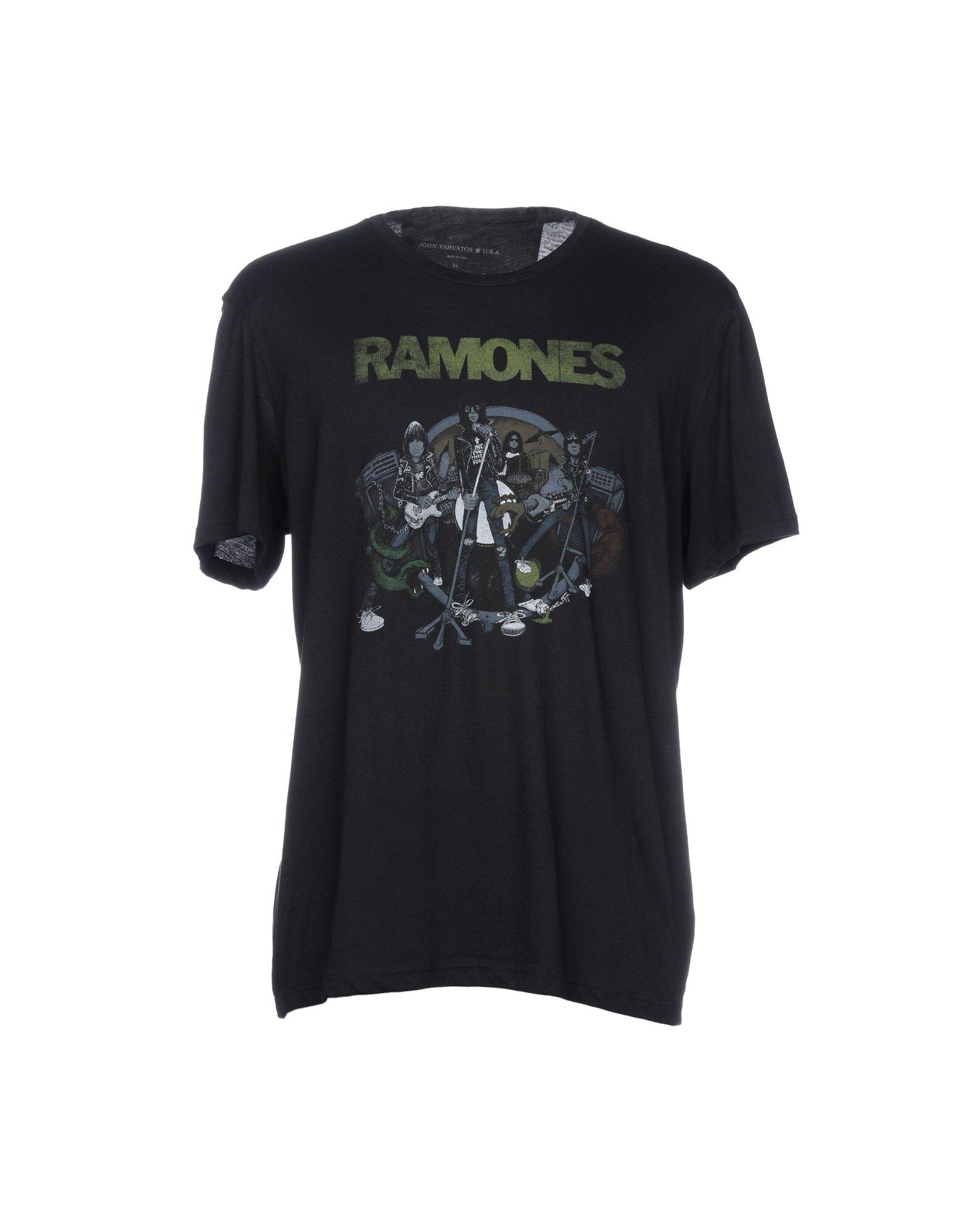 T-Shirt John Varvatos ★ 12155713FM U.S.A. Uomo - 12155713FM ★ 193907