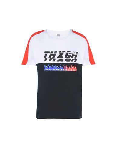 a7604bd78 YOOX Gigi Hadid X Tommy Hilfiger Gigi Hadid Speed Ss T-Shirt ...