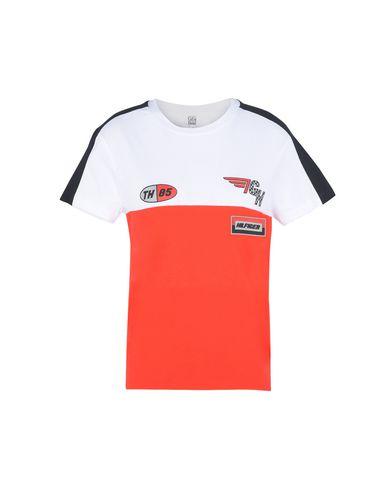 bb43abca827ce Gigi Hadid X Tommy Hilfiger Gigi Hadid Speed Ss T-Shirt - T-Shirt ...