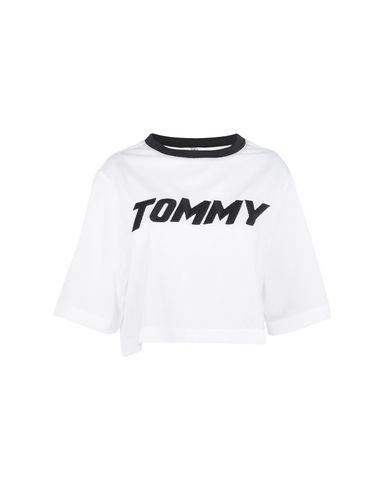 f3d8f827 Tommy Hilfiger X Gigi Hadid Gigi Hadid Racing Ss Top Mesh - T-Shirt - Women Tommy  Hilfiger X Gigi Hadid T-Shirts online on YOOX United Kingdom - 12155976