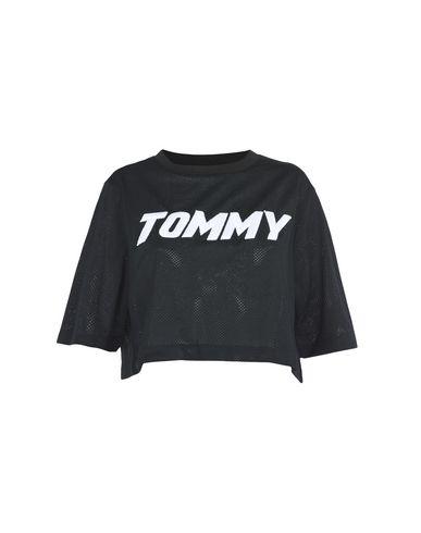 72904195 Tommy Hilfiger X Gigi Hadid Gigi Hadid Racing Ss Top Mesh - T-Shirt ...