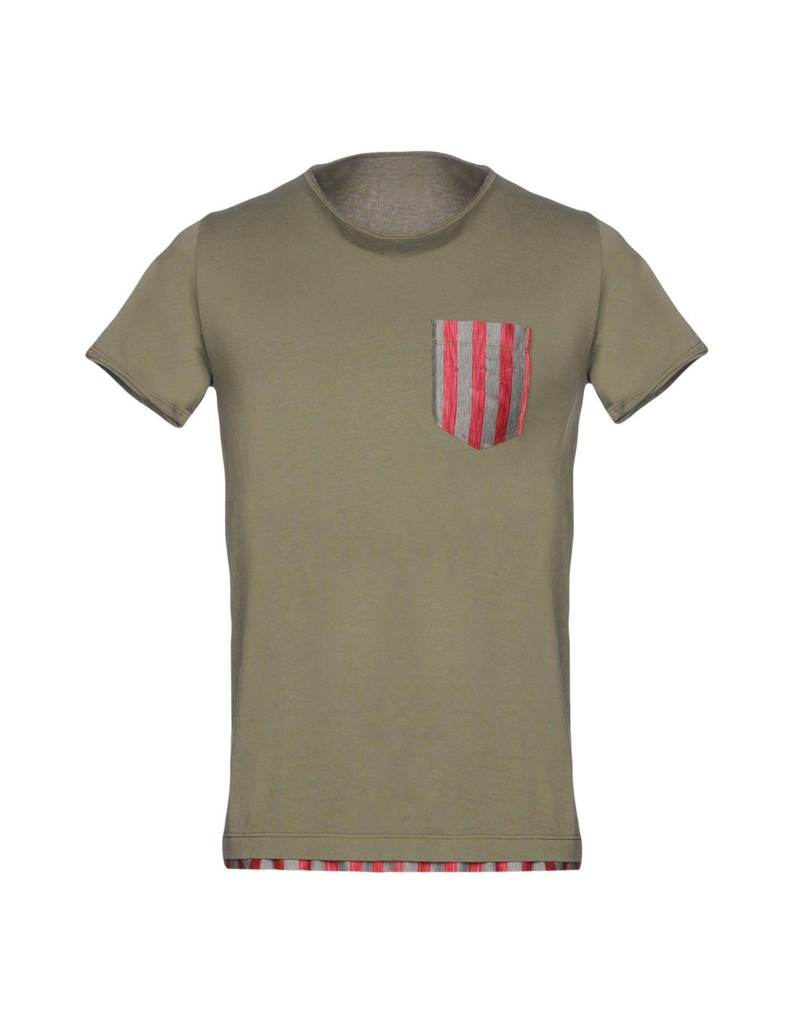 T-Shirt A A A Mòòd uomo - 12156395JF 3aa