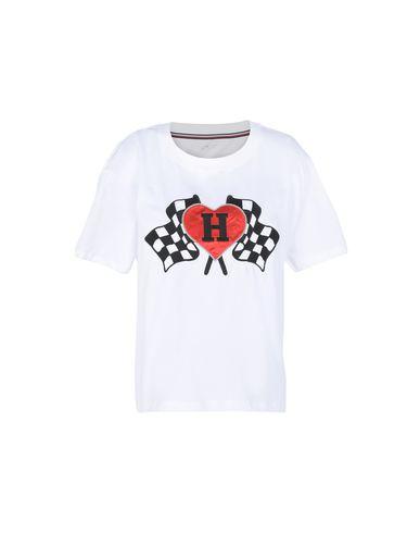 TOMMY HILFIGER BRODY C-NK HEART TEE SS T-Shirt Billig Verkauf Viele Arten von Rabatt Wiki Das billigste Rabatt marktfähig 2h8fxdLHUr