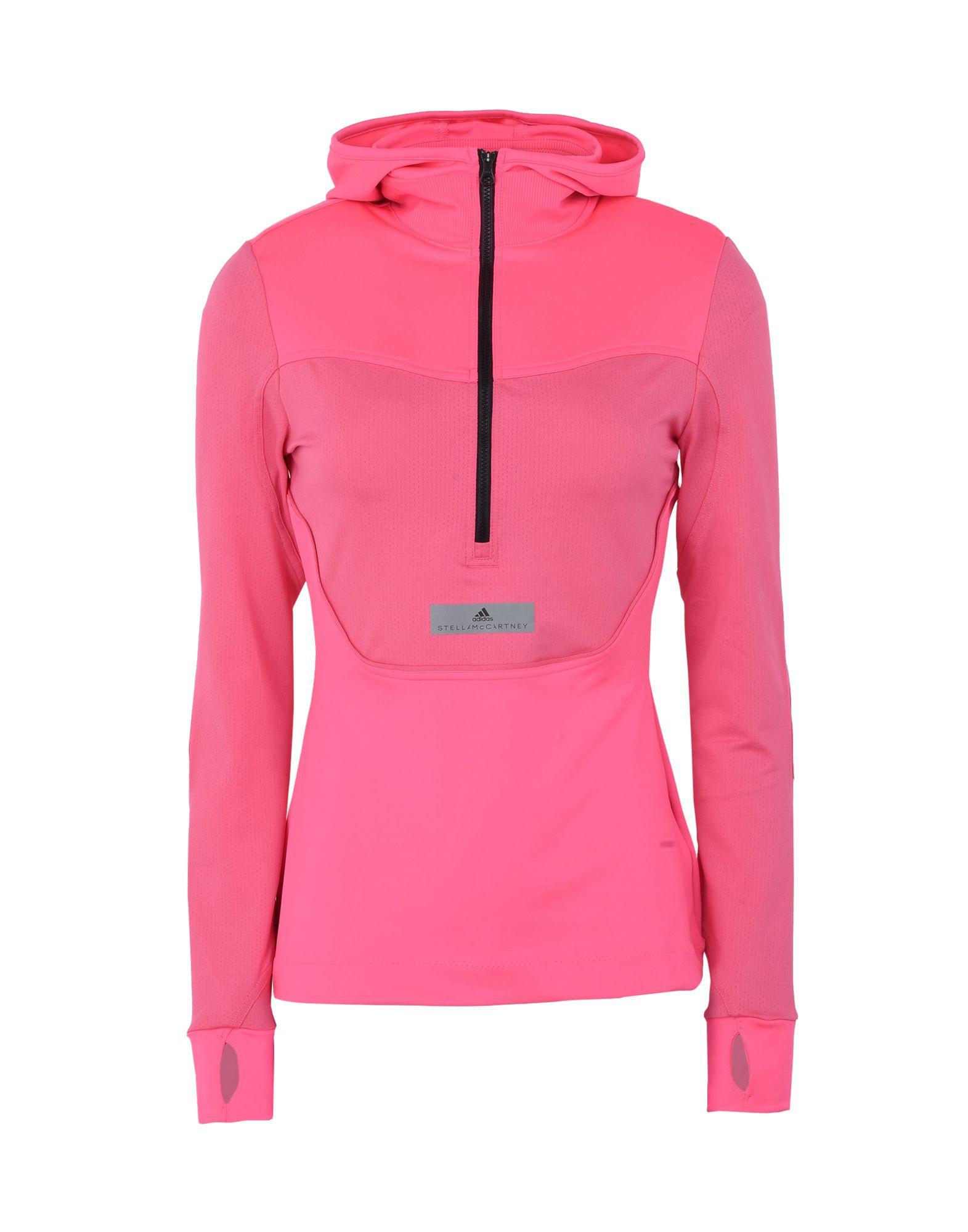 Felpa Adidas By Stella Mccartney Run Hooded Longsleeve - Donna - Acquista online su 5TyvQY