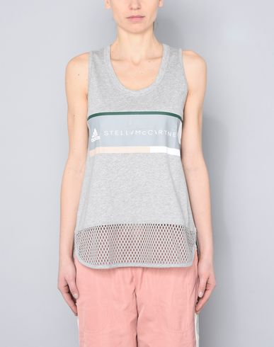 ADIDAS by STELLA McCARTNEY Essentials Logo Graphic Tank Top