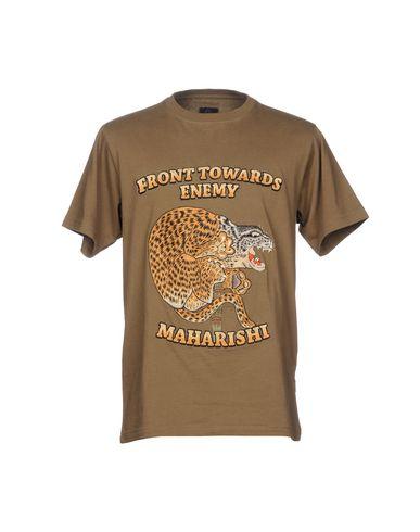 MAHARISHI T-Shirt 2018 Neuester Verkauf Online Steckdose echt Beste Preise Günstigen Preis Qualität zum Verkauf Kostenloser Versand Abstand zum Verkauf all057ugq