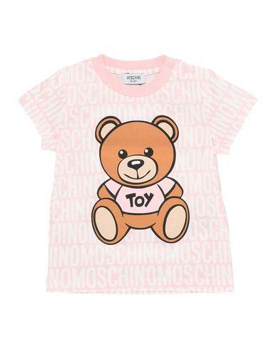 e4a35e5c Moschino Kids Teddy Bear Print Tshirt 68 Shop Ss18 Online Fast ...