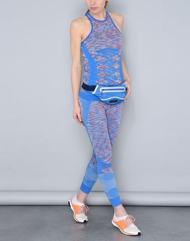 2014 billige online klaring mange typer Adidas By Stella Mccartney Yoga Sømløs Tank Plass Fargestoff Toppen ny stil på hot salg gratis frakt AsQmRDK9xc
