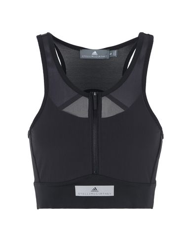 49cee68e386af ADIDAS by STELLA McCARTNEY. Run Adizero Crop Top. Sports bras and  performance tops