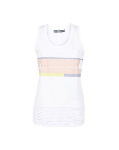Adidas By Stella Mccartney Essentials Logo Grafisk Tank Top utløp ekte salg autentisk for salg footlocker Frcx7