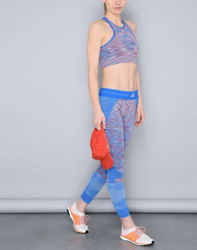 komfortabel Adidas By Stella Mccartney Sømløs Bh Plass Fargestoff Toppen Billigste for salg kule shopping j9Xx4xC