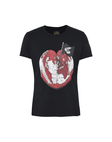 uk cheap sale footwear great deals VIVIENNE WESTWOOD ANGLOMANIA T-shirt - T-Shirts and Tops | YOOX.COM