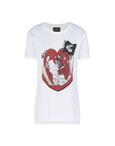 VIVIENNE WESTWOOD ANGLOMANIA CLASSIC T-SHIRT - HEART .. T-Shirt