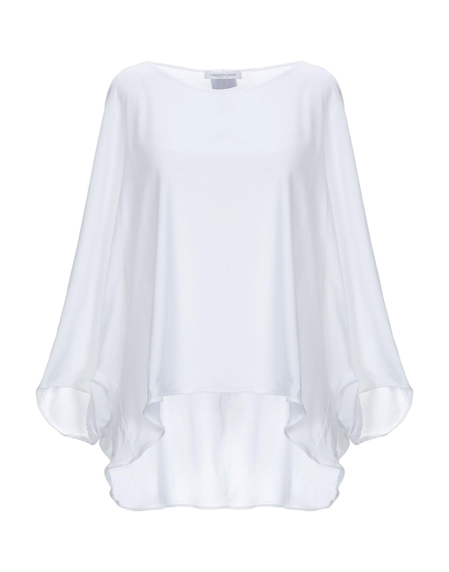 T-Shirt Lamberto Losani damen - 12157641LM