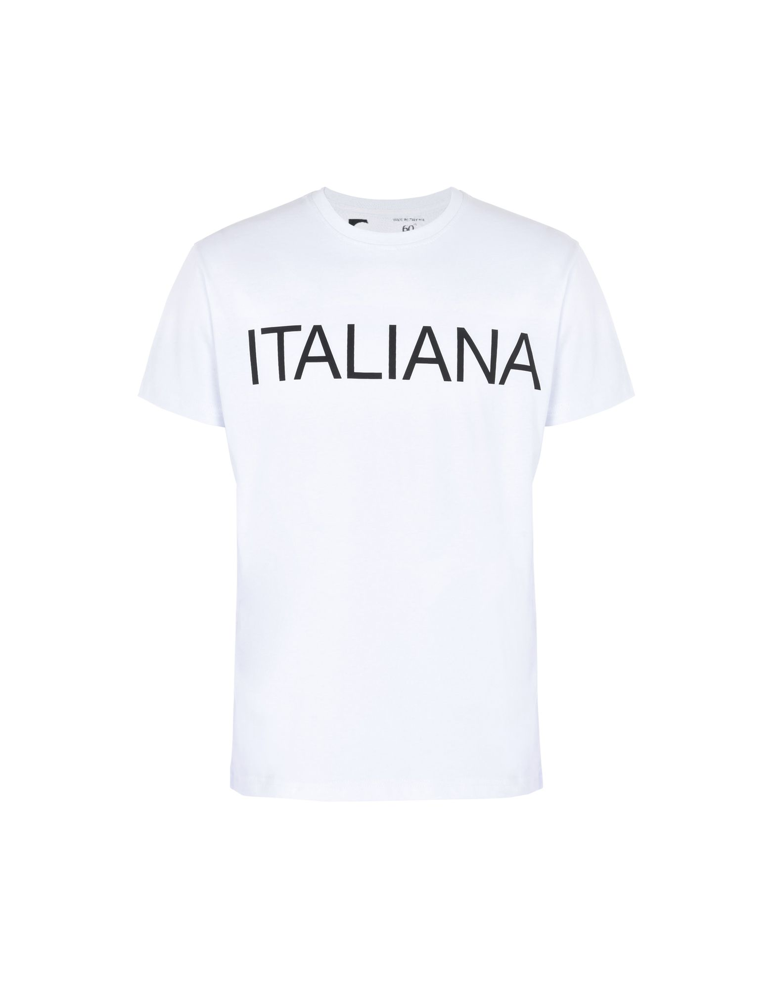 T-Shirt Italiana Italiana.  Through The Lens Of Fashion 1971-2001 - herren - 12157718XJ