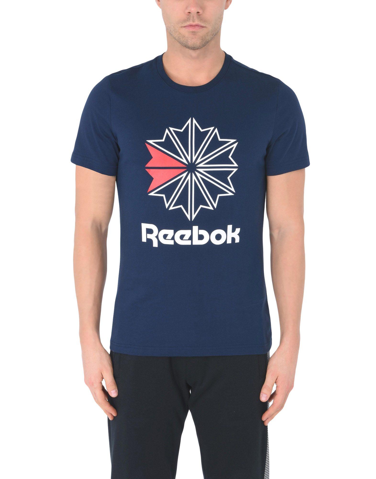 T-Shirt 12157740ES Sportiva Reebok F Gr Tee - Uomo - 12157740ES T-Shirt ef1a0a