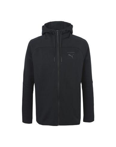 8c7ebfb1e8cd Puma Pace Primary Fz Hoody - Hooded Sweatshirt - Men Puma Hooded ...