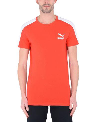 bf7315ec195 Puma Archive T7 Stripe Tee - Sport T-Shirt - Men Puma Sport T-Shirts ...