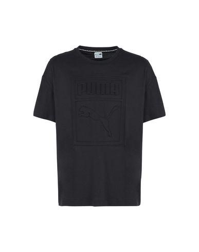 6b56b8a9505 Puma Archive Embossed Print Tee - Sports T-Shirt - Men Puma Sports T ...