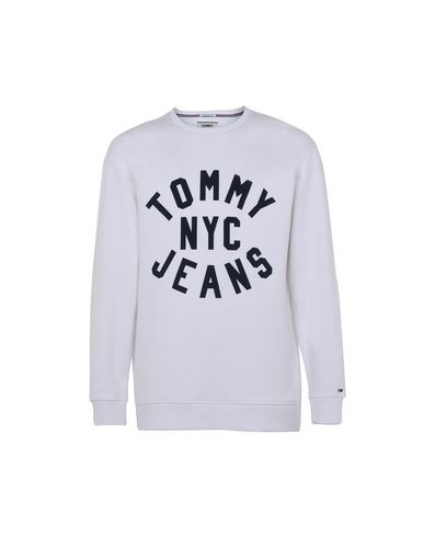 Release Dates Cheap Online Buy Cheap Explore Mens TJM Essential Graphic Crew Sweatshirt Tommy Jeans 8KhSEUA9pO