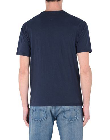 TOMMY JEANS TJM ESSENTIAL MAGNIFIED LOGO TEE Camiseta