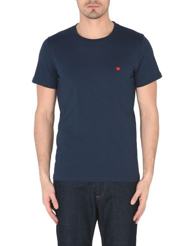 BROSBI THE ICON TEE - HEART - RED Camiseta