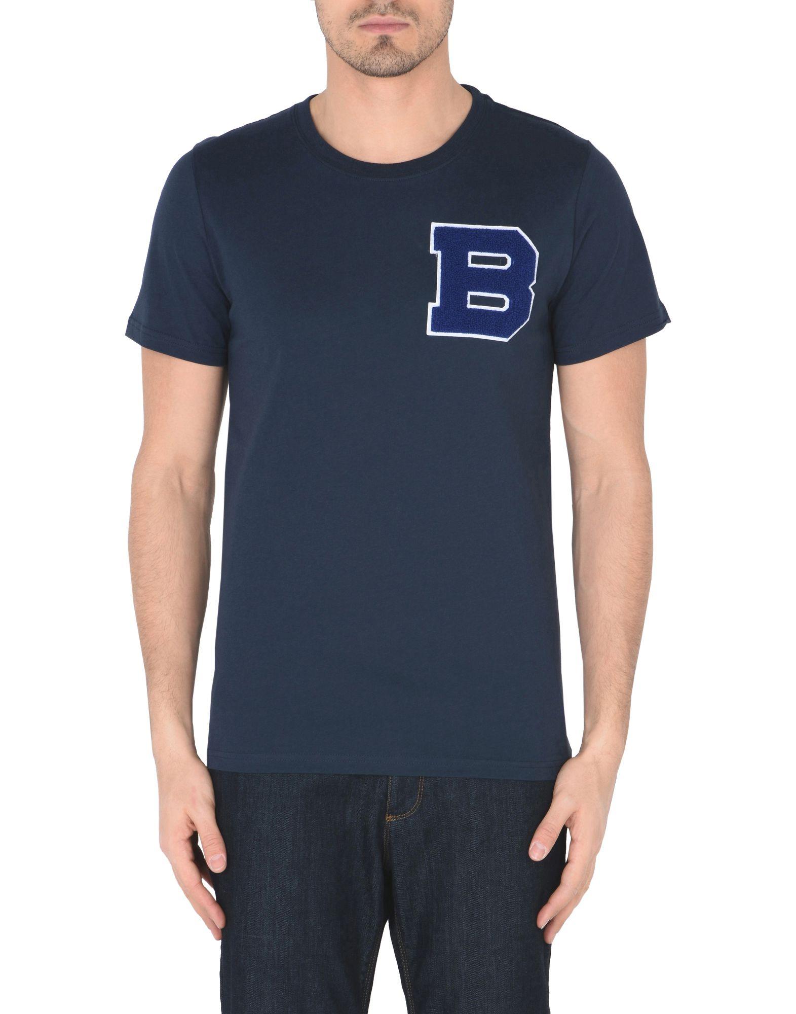 T-Shirt Brosbi The B Tee - Uomo - - - 12159378KF ec34ba