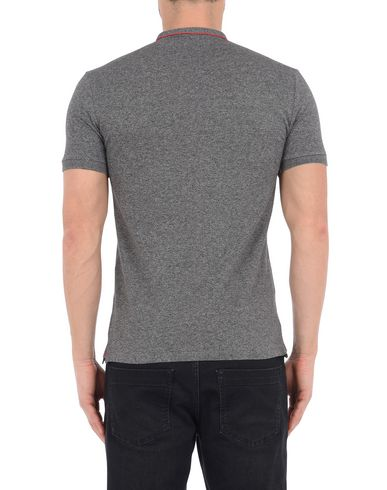 THE KOOPLES SPORT OFFICER COLLAR POLO SHIRT WITH CONTRASTING TRIM Camiseta