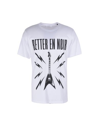 8b7df4286c8 The Kooples T-Shirt With Silk-Screened Guitar - T-Shirt - Men The ...