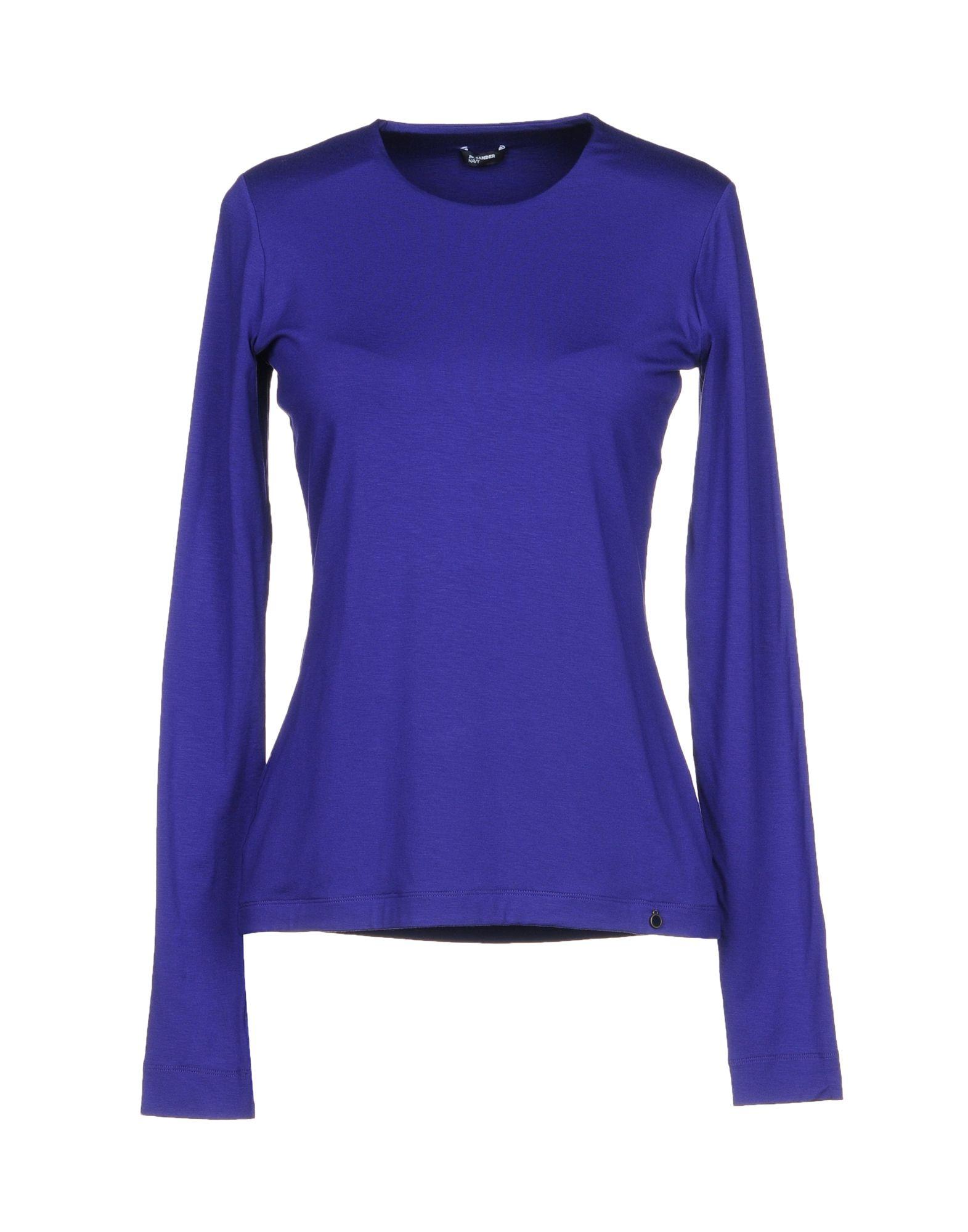 T-Shirt Jil Sander Navy Donna - Acquista online su Pk6VDw