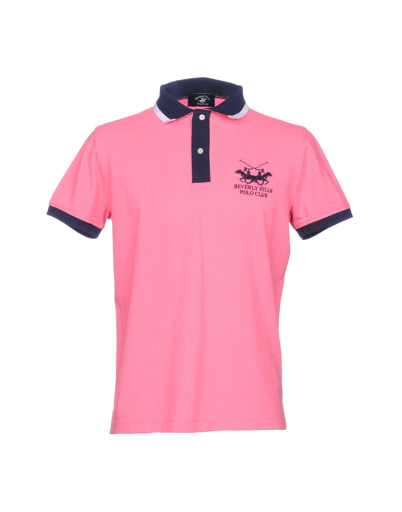 c89861cd6 Beverly Hills Polo Club Polo Shirt - Men Beverly Hills Polo Club Polo  Shirts online on YOOX Hong Kong - 12160188FT