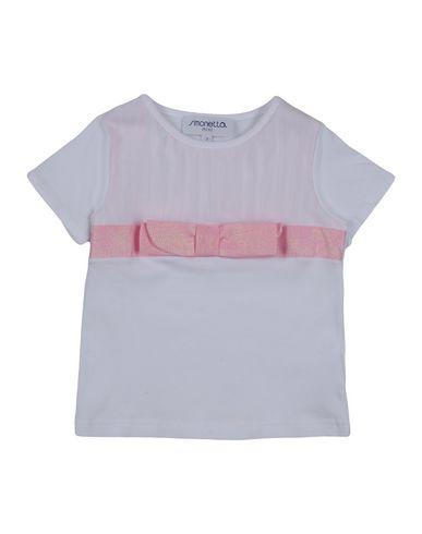 Simonetta T-shirt à noeud 7Zgf8Qn