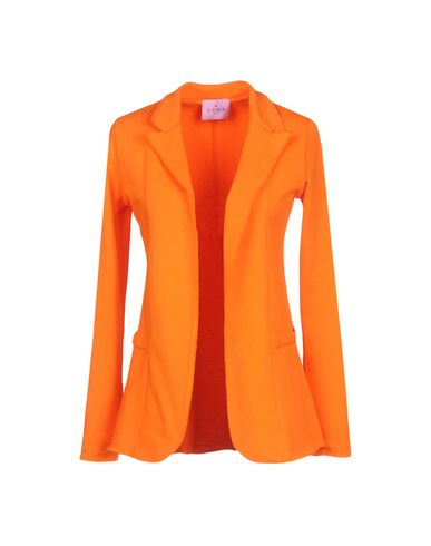 D'ENIA Blazer in Orange