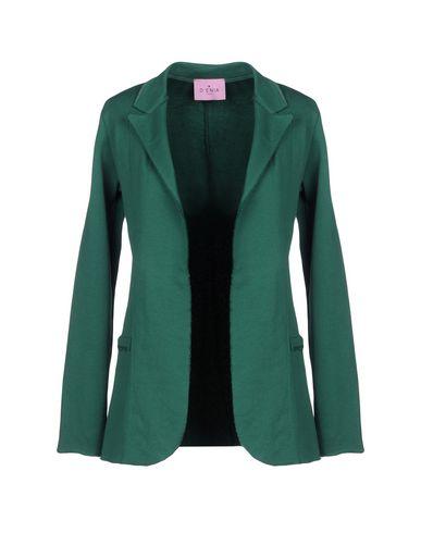 D'ENIA Blazer in Green